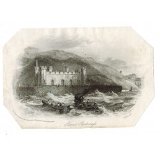'Saloon, Scarborough', after H.B. Carter,