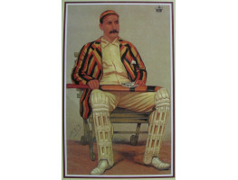 The Cricketers of Vanity Fair. Introduction by John Arlott.