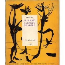 Le Blanc Aux Pieds De Negre Un village en france (easy french readers). rg watkins books and prints