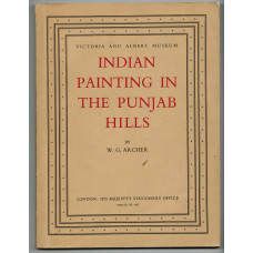 Indian Paintings in the Punjab Hills. Victoria and Albert Museum.