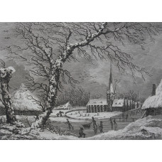 A Select Collection of Landscapes from the Best Old Masters, One of Each Engraved by L. Zentner, after Drawings made by him from Original Pictures, in Different Cabinets, during his residence in Germany, France, Holland, &c to which are added, Portraits o