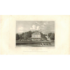 View of  the Country House, Oakley House, the Seat of the Marquess of Tavistock after J.P. Neale by T. Matthews.