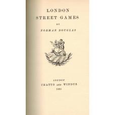 London Street Games.