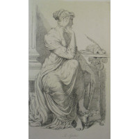 Original Etchings by Sir George Hayter. Forty-Six Etchings.