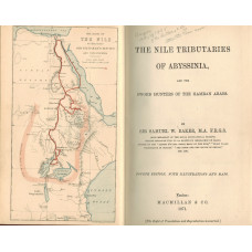 The Nile of Abyssinia, and the Sword Hunters of the Hamran Arabs.