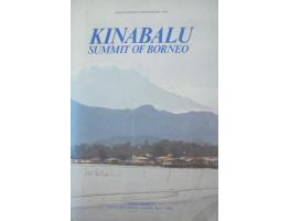 Kinabalu Summit of Borneo. Sabah Society Monograph.