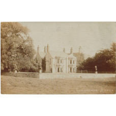 Throapham Manor.