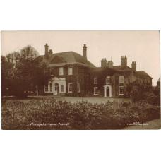 Winkfield Manor, Ascot. by W.H. Applebee.