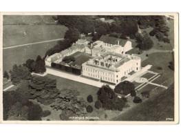 Hawnes School. Aerial View by Aero Pictorial Ltd.