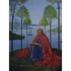 Jean Fouquet Les Heures d'Etienne Chevalier.