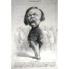 Les Representans Representes No. 34. 'David d'Angers . . .'
