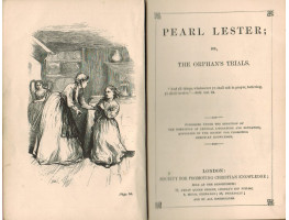 Pearl Lester; Or, The Orphan's Trials.