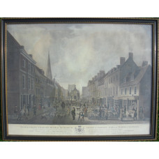 [East Street Chichester]. 'TO HIS HIS GRACE CHARLES DUKE OF RICHMOND, LENNOX & AUBIGNY, EARL OF MARCH & DARNLEY, Knight Companion of the Most Noble Order of the Garter, Lieutenant General of His Majesty's Forces,  High Steward of the CITY OF CHICHESTER, F