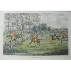 'Amstead Abbey', 'He's Heart of Oak', 'What's the Price of the Young Nag, Miller', ''All Captain Askham's Sir',  'He is Among the Dead', 'A Meet with his Grace the Duke of Rutland', and 'The Three Teams'
