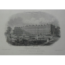 """Royal Promenade Victoria Square Clifton"", after S.C.Jones by S.J. Lander"
