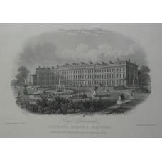 """Royal Promenade Victoria Square Clifton"", after S.C.Jones by S.J. Lander"