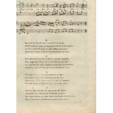 The Bramin Widow's Death Song, A Favourite Ballad, Composed by W.P.R. Cope, Organist of St. Saviour's Southwark. The Words by a Lady.