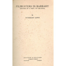 Filibusters in Barbary (Record of a Visit to the Sous).