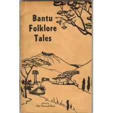 Bantu Folklore Tales.