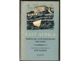 East Africa through Contemporary Records.