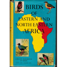 The Birds of Eastern and North Eastern Africa. 2 vols.