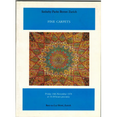 Fine Carpets. 16 November 1979.