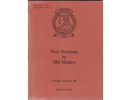 Fine Drawings by Old Masters. 2  December 1969.