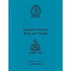Important Eastern Rugs and Carpets. 14 April 1976.