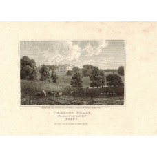 View of  the Country House, Terling Place Seat of Col. Strutt After J. Grieg by T. Hawkesworth.