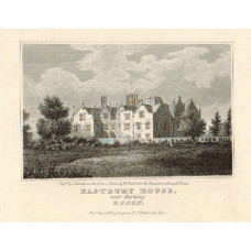 View of  the Country House, Eastbury House, near Barking. After W. Deeble by J. Hawksworth.