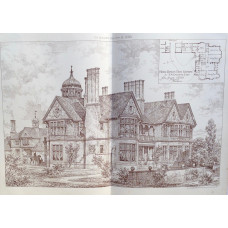 'Dunham Park for E.N. Galloway by John Brooke Architect Manchester'.