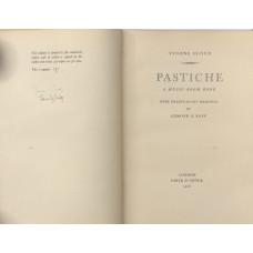 Pastiche A Music-Room Book.