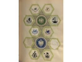 The Lincoln Crest and Monogram Album.