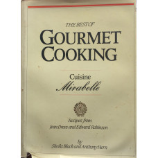 Cuisine Mirabelle The Best of Gourmet Cooking Recipes from Jean Dress and Edward Robinson.
