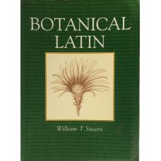 Botanical Latin.