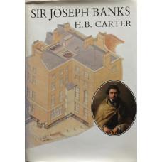 Sir Joseph Banks 1743-1820.