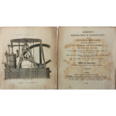 Roberts's Mechanic's Assistant; Or, Universal Measurer, containing a Collection of Tables of Measures, Weights and Powers, With a Correct Method of Calculating the Horse Power of A Steam Engine . . . Also, Use of the Common Slide Rule, with Examples. With