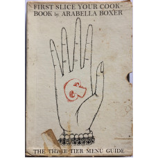 First Slice Your Cook-Book.