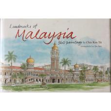 Landmarks of Malaysia 360 Paintings.